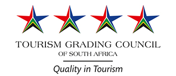 Tourism Grading Council of South Africa - 4 Star Rating